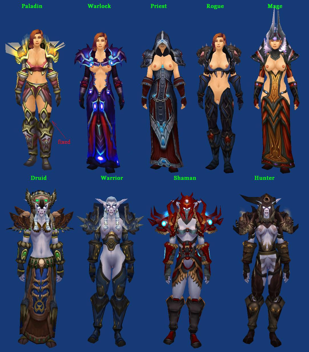 Nude patch world warcraft porno cuties