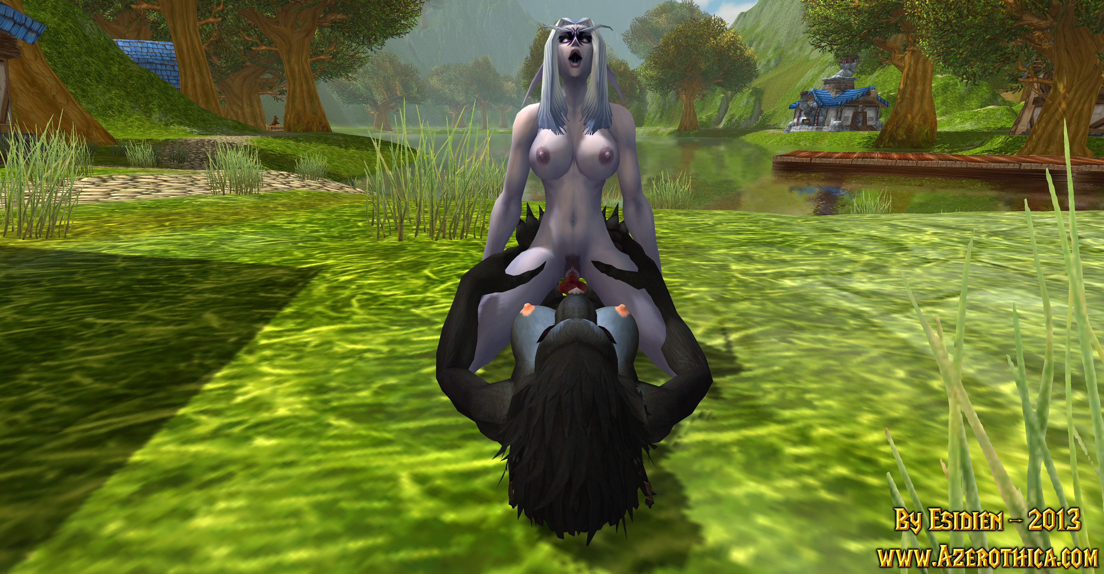 Females night elves xxx smut pussy