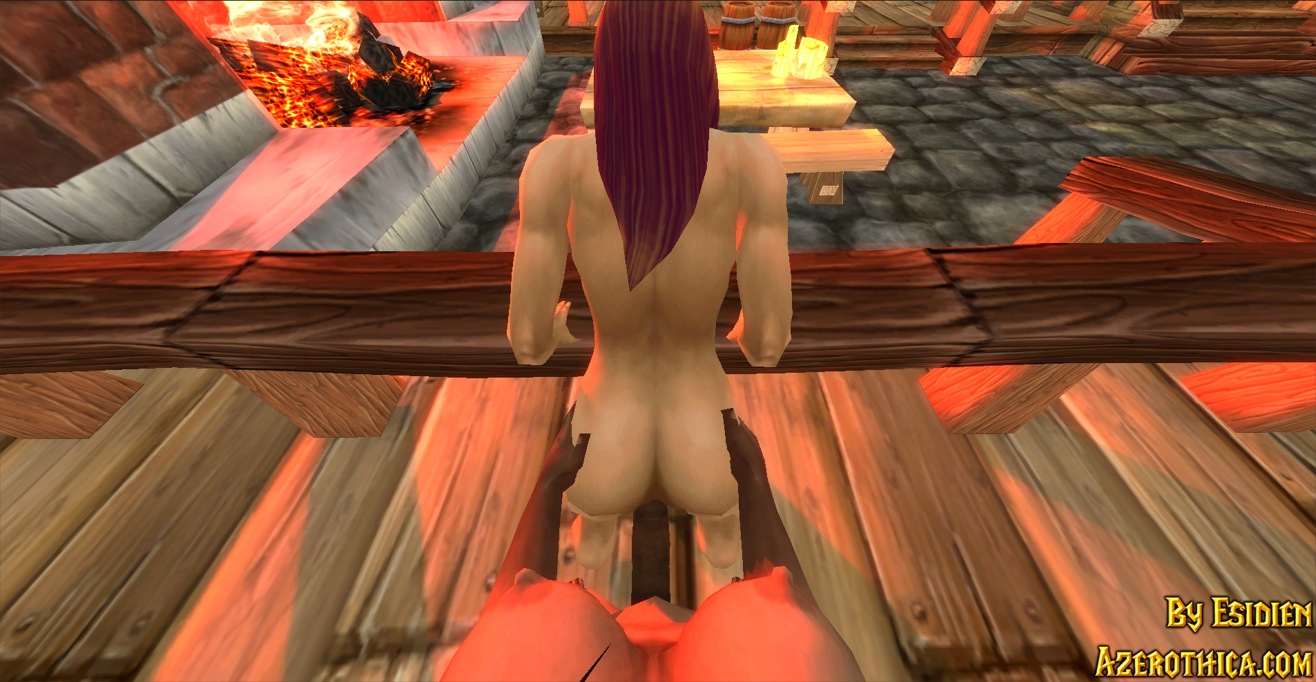 World of warcraft shemale naked videos