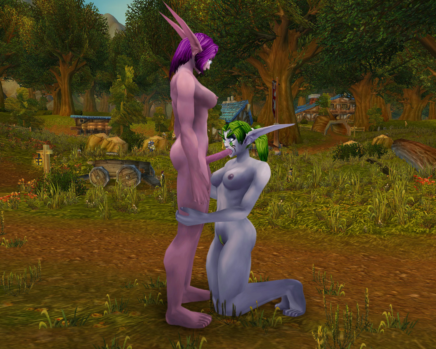 Druid and elf whorecraft sex galleries