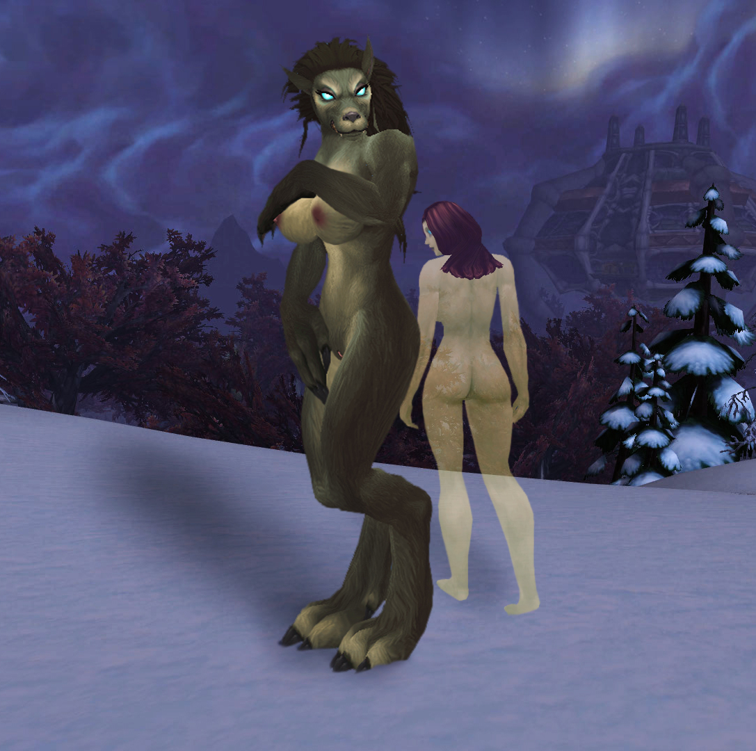 Human fucks female worgen exposed galleries