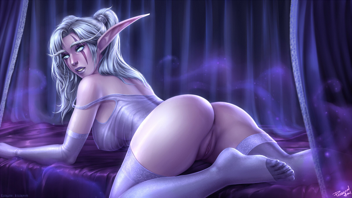 night elf porn