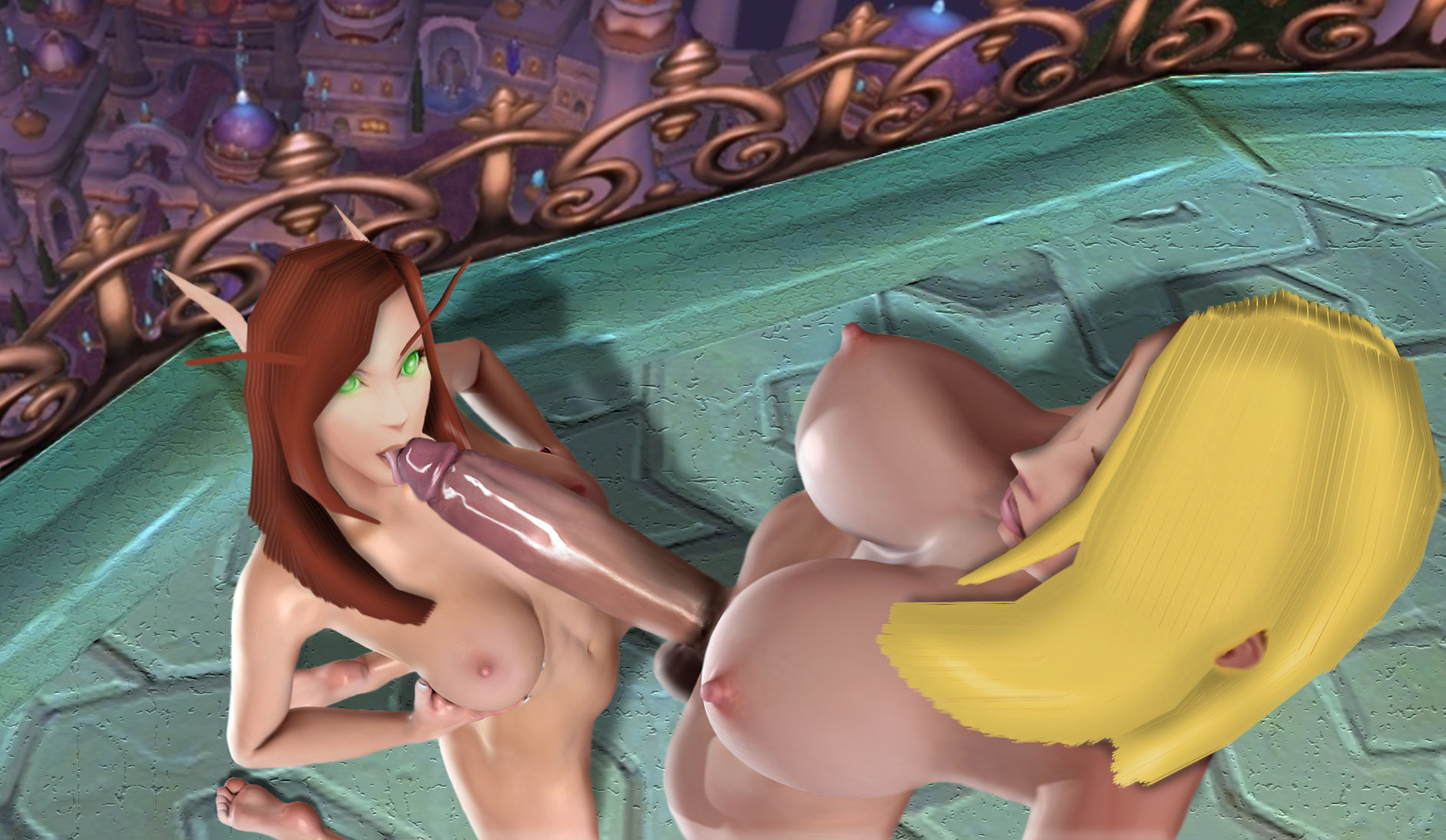 Wow pov porn futa video 3d hentai photo