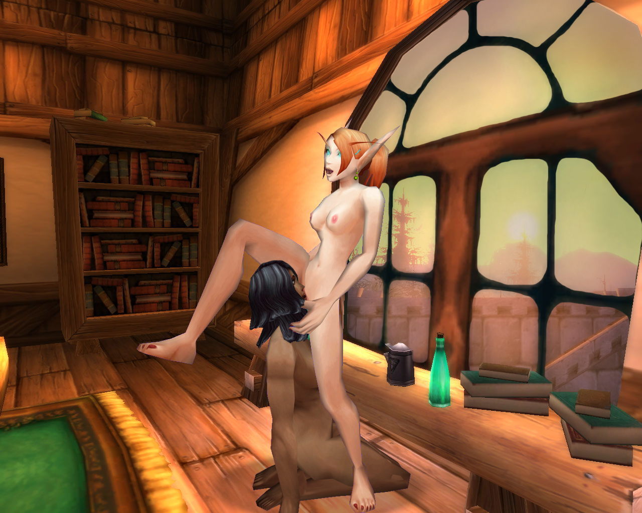 World of Warcraft nude in entorage nude pics