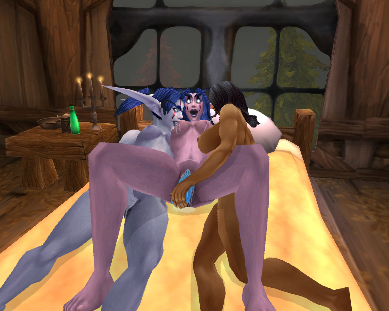 Download the latest wow nude patch hentai videos
