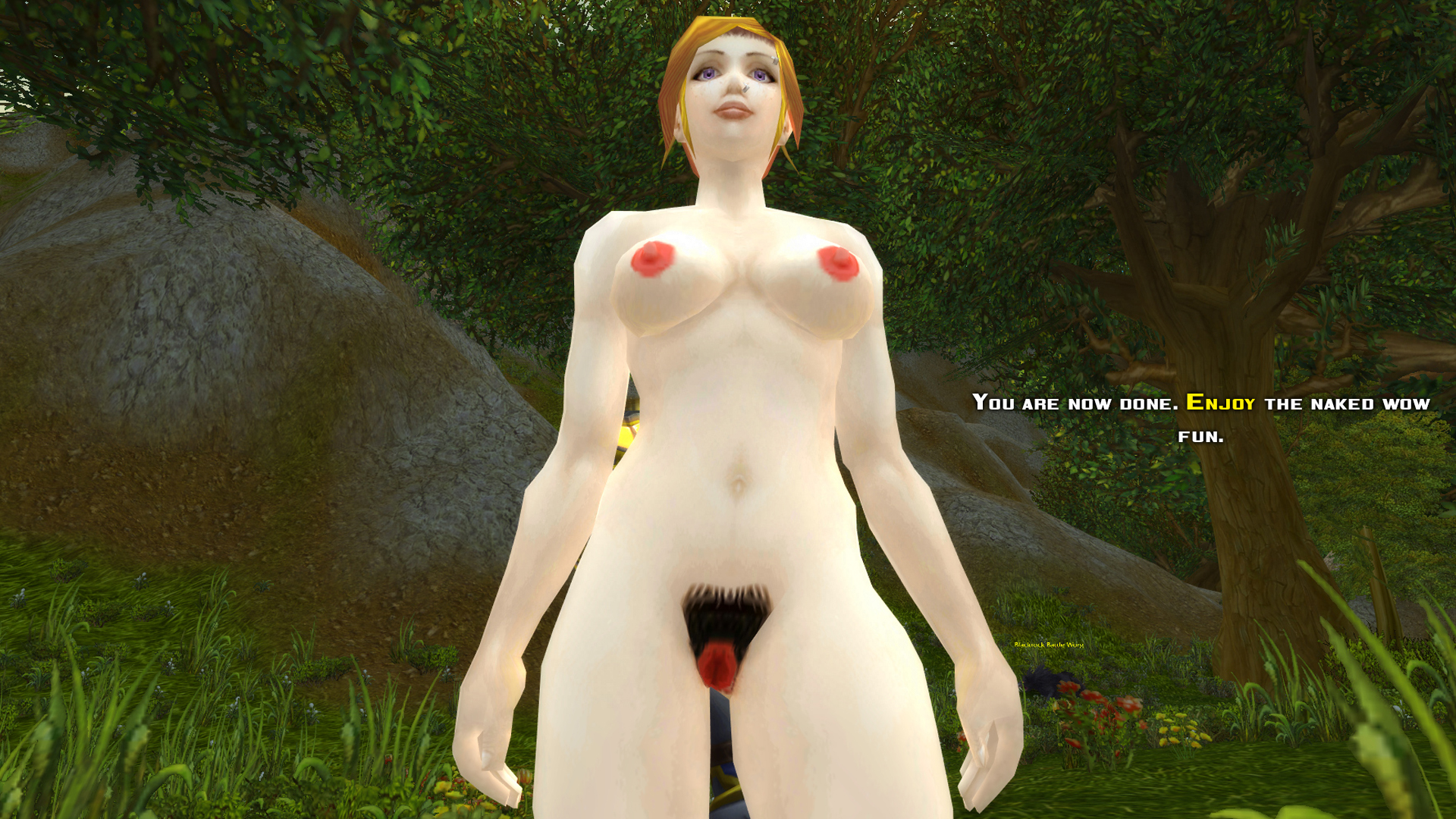 Nude patch for pandaria sexual video