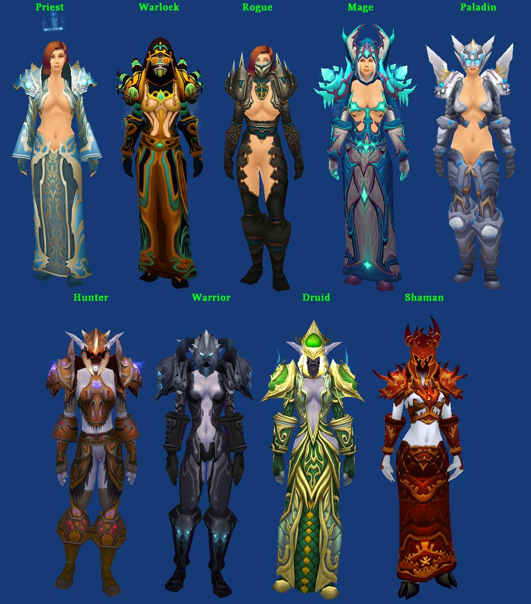 Nude patch world warcraft of 2011