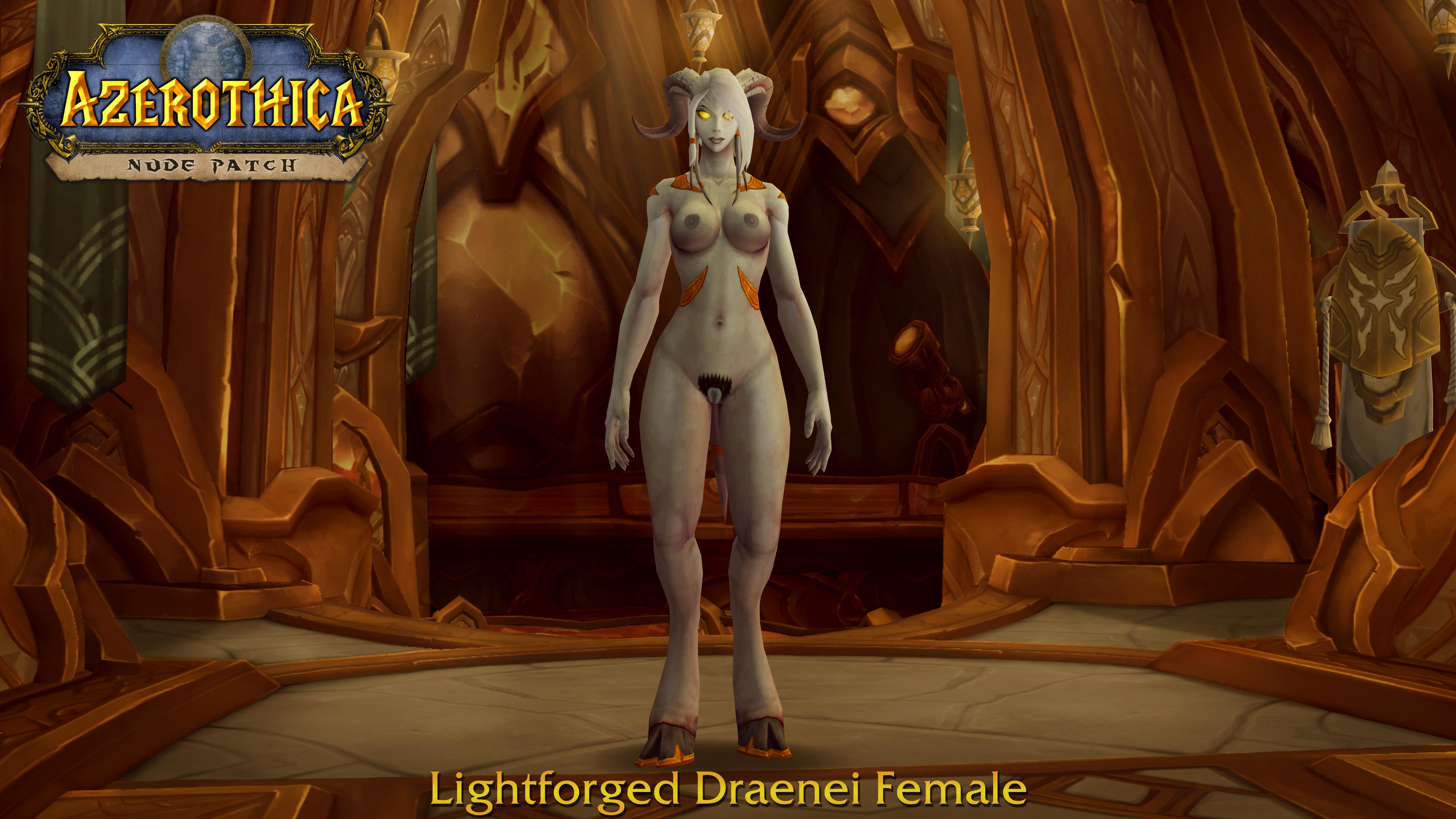 World of warcraft nude mod download