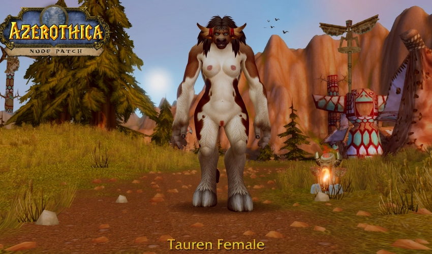 Tauren-Female