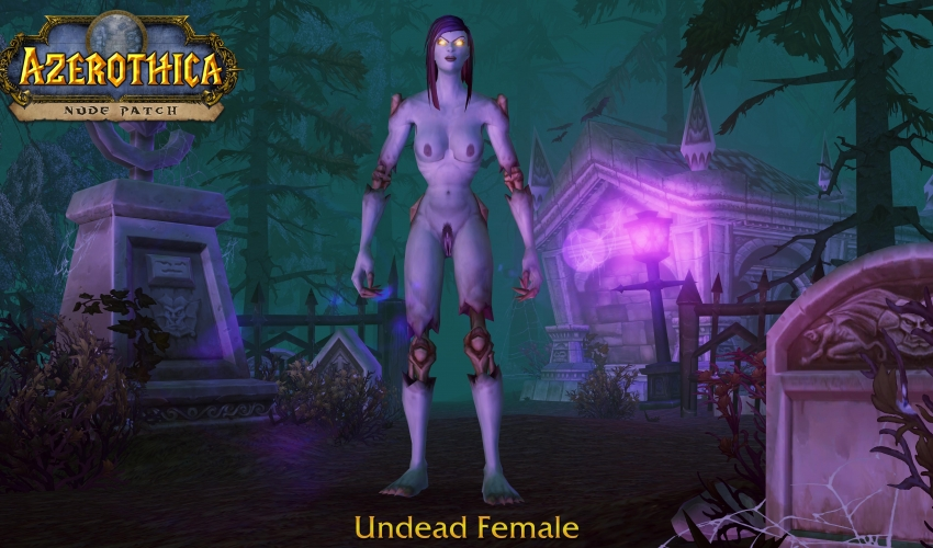 Undead-Female-Hairy