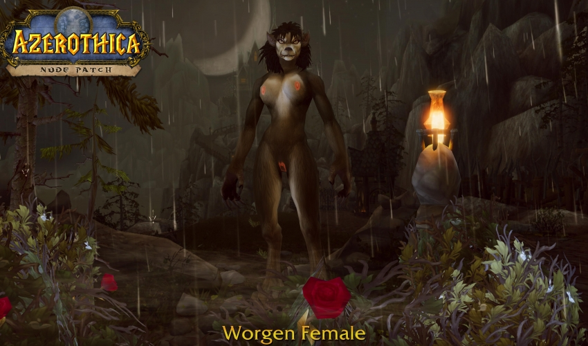 Worgen-Female