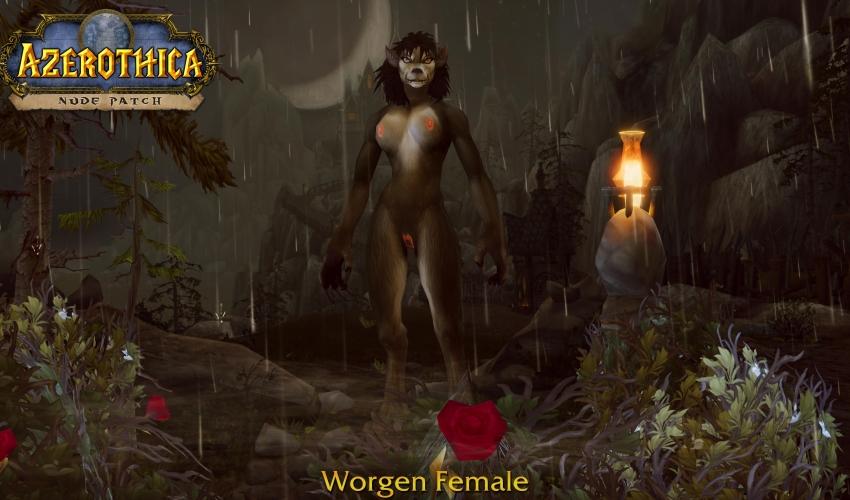 Worgen-Female