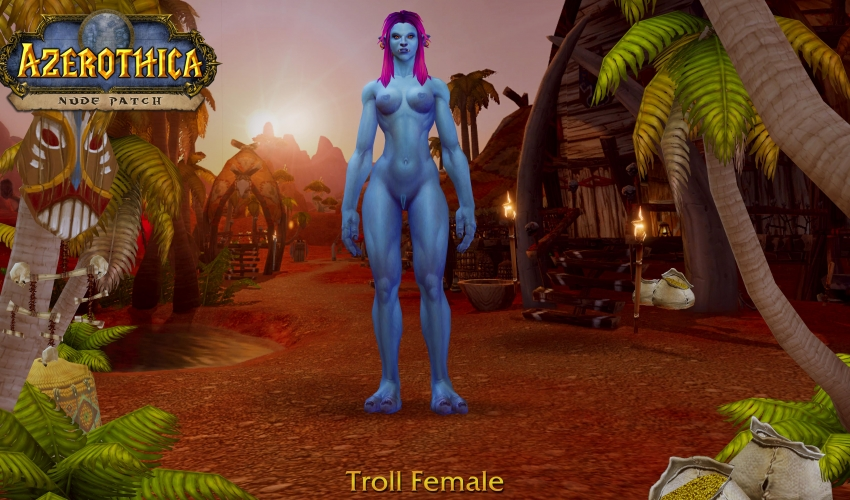 Troll-Female-Shaved