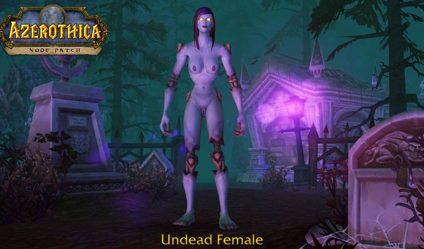 Undead-Female-Shaved