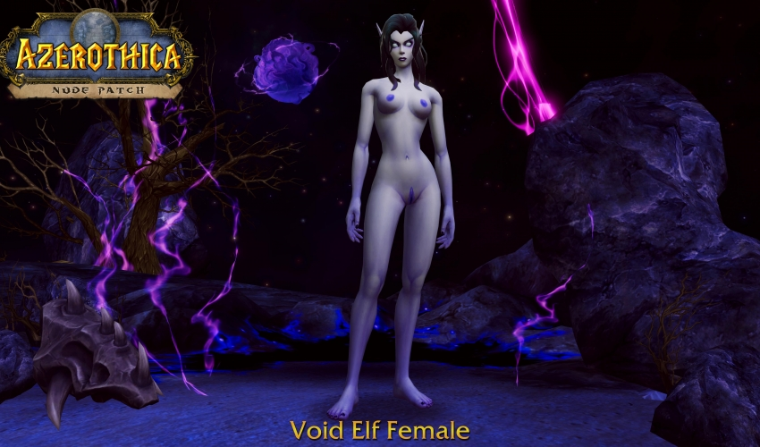 Void-Elf-Female-Shaved