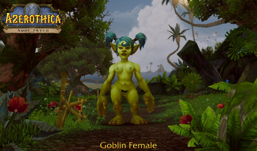 Goblin-Female-Hairy