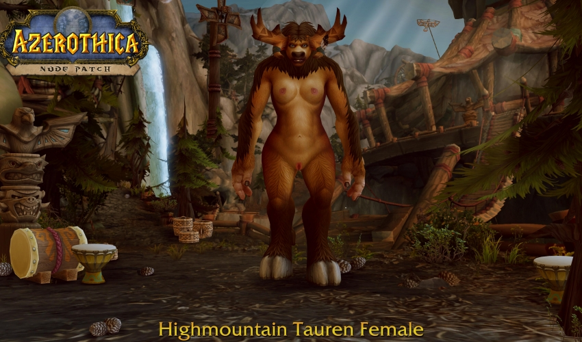 Highmountain-Tauren-Female