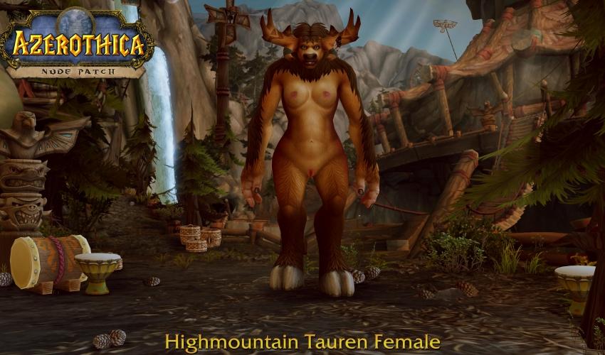 Highmountain-Tauren-Female