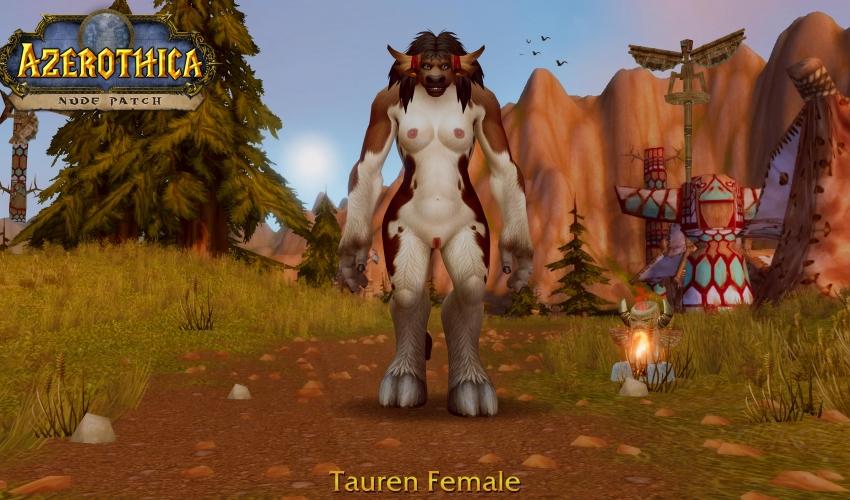 Tauren-Female