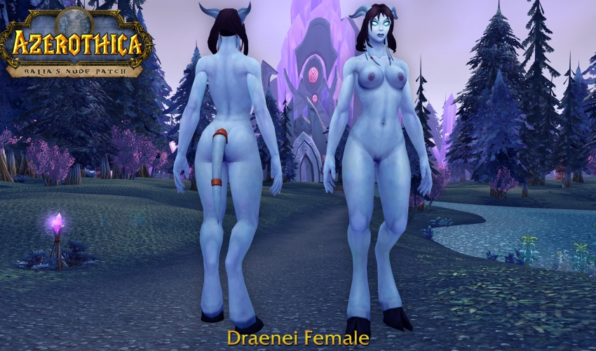 draenei-female