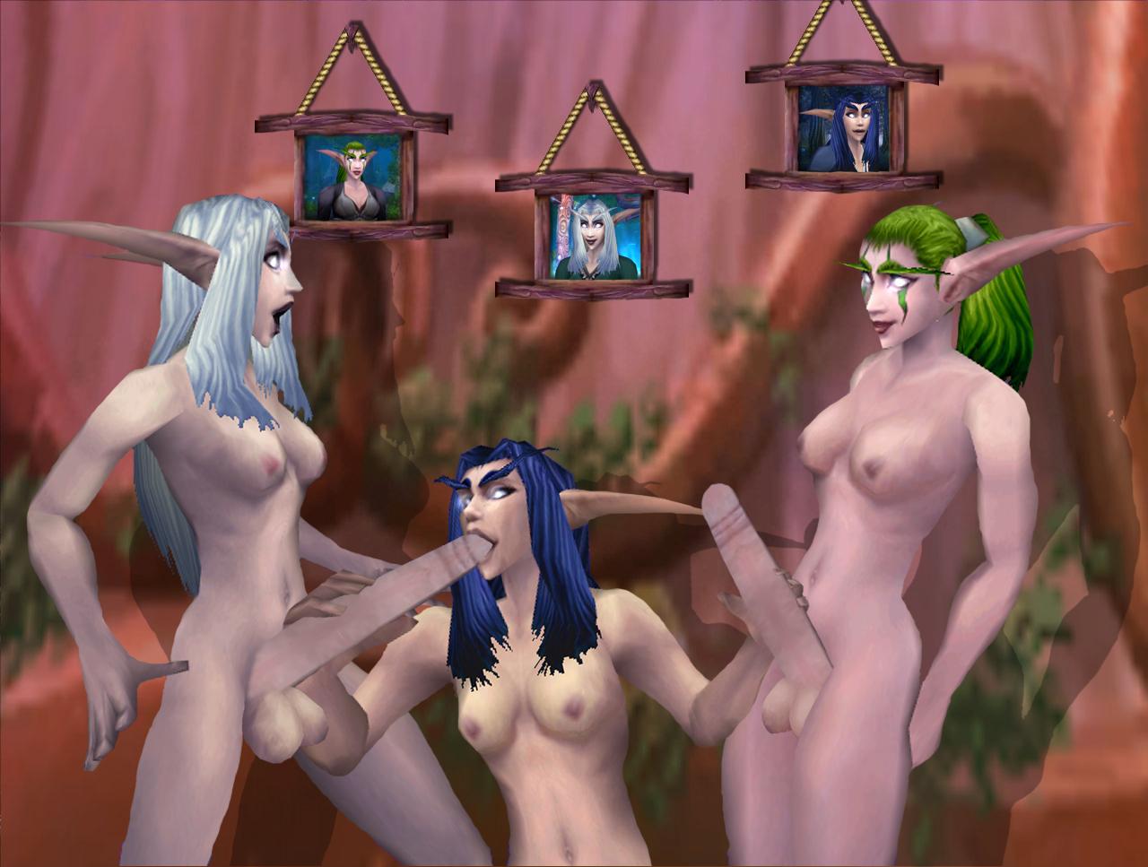 World Of Warcraft Nude Mod Compilation